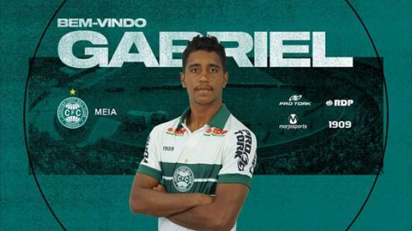 Gabriel no Coritiba