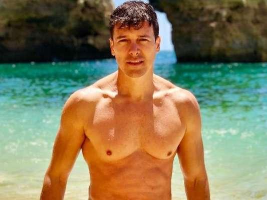 Rodrigo Faro falou sobre ser cotado para substituir Luciano Huck na TV Globo
