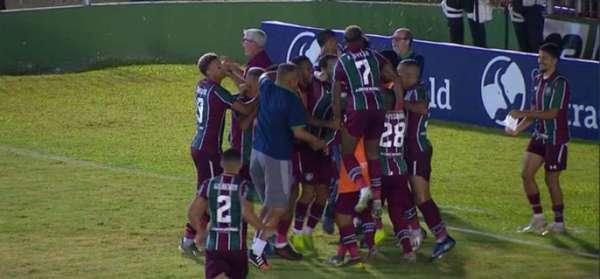 Confira a seguir a galeria especial do LANCE! com imagens da partida entre Fluminense e Cabofriense neste domingo
