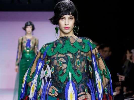 Moda em Paris: o luxo das trends da alta-costura para as coleções de Primavera/Verão