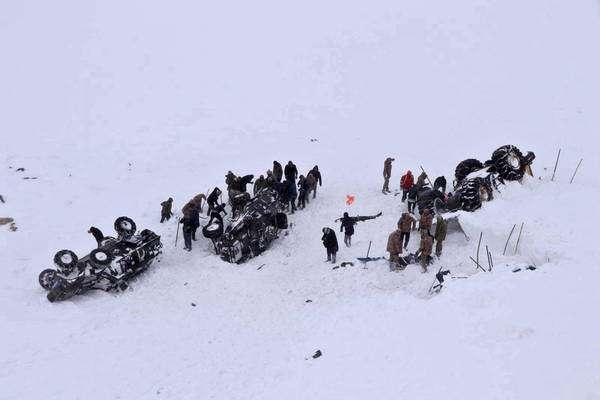 Avalanches deixam ao menos 33 mortos na Turquia