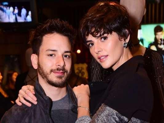 Monica Benini falou sobre dieta de Otto, seu filho com Junior Lima, na web nesta quarta-feira, 12 de fevereiro de 2020