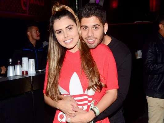 Zé Felipe termina namoro com a bailarina Isabella Arantes