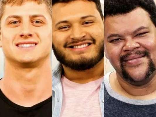 """""""BBB20"""": Lucas, Babu ou Victor Hugo, quem será eliminado? Vote na nossa enquete"""