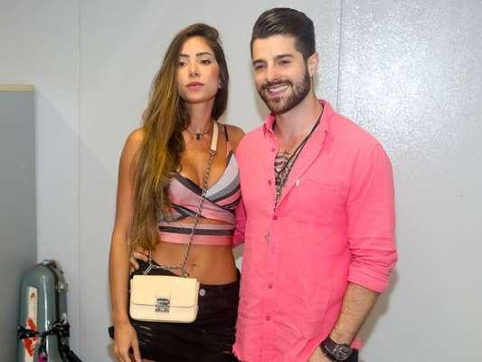 Mulher do DJ Alok, Romana Novais rebateu críticas sobre o peso do filho, Ravi