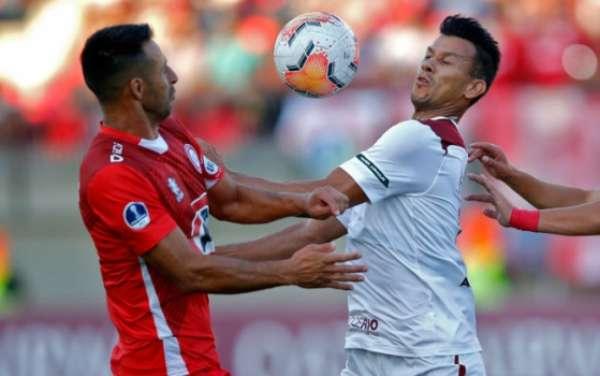 Unión La Calera x Fluminense - Disputa