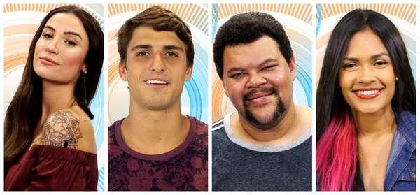 BBB 20 - Os quatro primeiros participantes do 'BBB 20' anunciados foram Bianca Andrade, Felipe, Babu Santana e Flayslane. O reality show será formado por pessoas que se inscreveram e por quem foi convidado pelo programa.