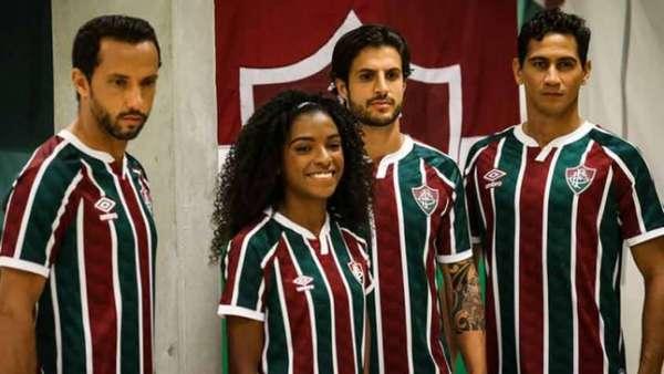 Fluminense - Camisas