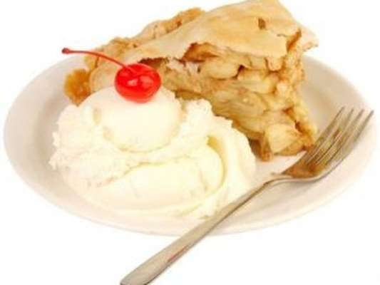 Torta alemã de maçã