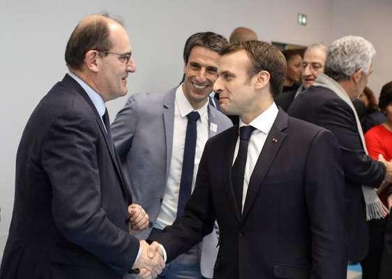 Jean Castex é o novo premier francês