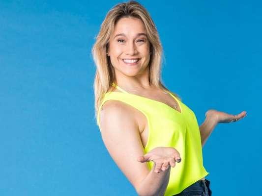 Fernanda Gentil ganha apoio do público ao apresentar o 'Encontro'