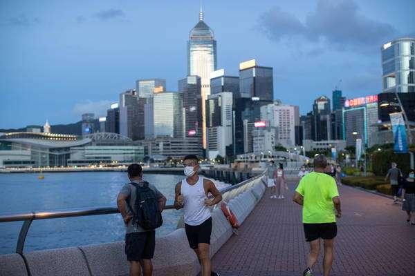 Alemanha anunciou decisão após problemas com as eleições em Hong Kong