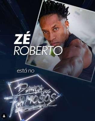 Zé Roberto - O ex-jogador de futebol Zé Roberto está entre os participantes da 'Dança dos Famosos' no 'Domingão do Faustão' em 2020.