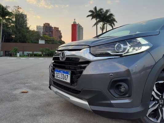 Honda WR-V 1.5 EXL 2021