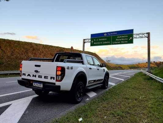 Ford Ranger Storm 3.2 AT 4x4.