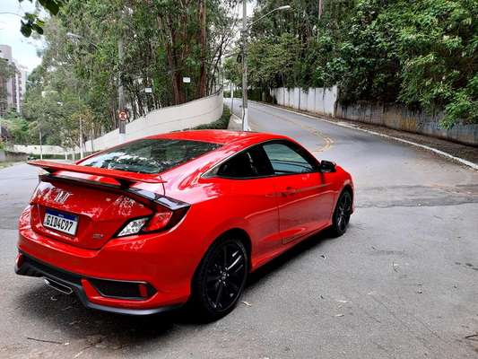 Honda Civic Si 1.5 Turbo 2020.