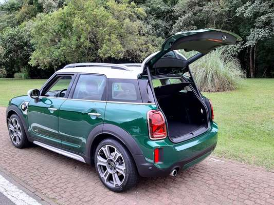 Mini Cooper Countryman S E All4 Exclusive.