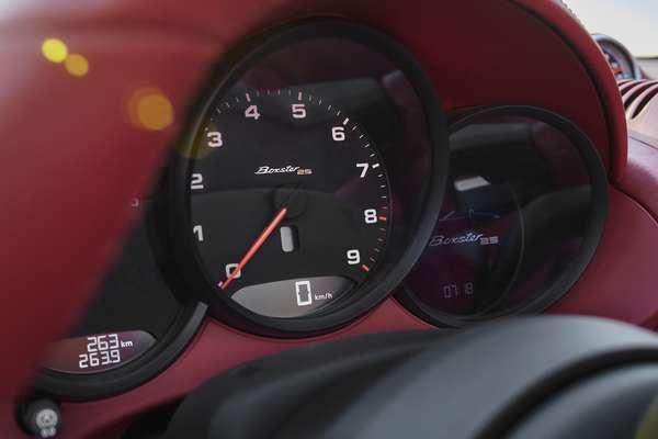 Porsche Boxster 25 Anos.