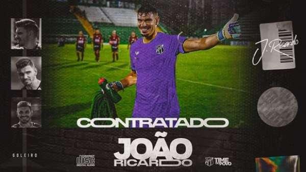 João Ricardo no Ceará