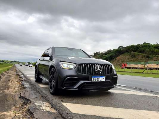 Mercedes-AMG GLC 63 S Coupé 4Matic+.