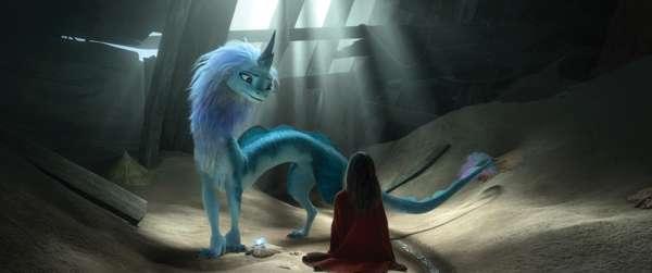 Sisu (abreviação de Sisudatu) é o último dragão de Kumandra. Carregando a lenda de um ser divino aquático, de beleza indescritível e magia imparável, se revela um dragão atrapalhado e engraçado. Para salvar o mundo de Raya, Sisu busca se tornar o dragão-fêmea da lenda.