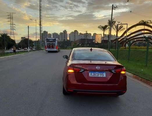 Novo Nissan Versa Exclusive 1.6 CVT.