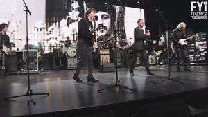 Paul McCartney e Ringo Starr, juntos de novo!