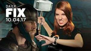 Thor: Ragnarok ganha o primeiro trailer, porque League of Legends é tão importante - IGN Daily Fix