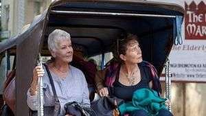 'The best exotic Marigold Hotel', el trailer