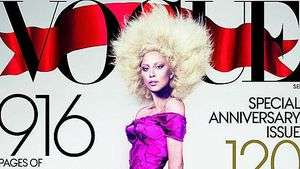 Lady Gaga cambia de look para Vogue
