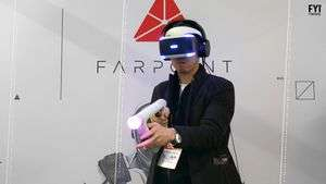 PlayStation se lanza a la realidad virtual con Farpoint
