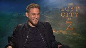 Charlie Hunnam explora el Amazonas en 'The Lost City of Z' (VIDEO)