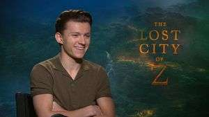 Tom Holland casi pierde la vida en 'The Lost City of Z' (VIDEO)