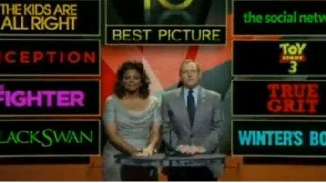 Confira os indicados ao Oscar 2011