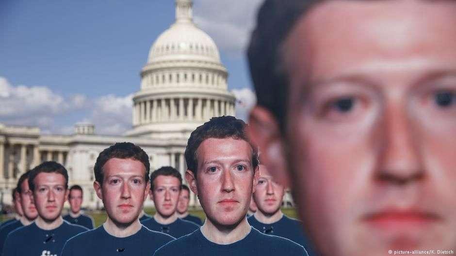 e699574c Zuckerberg crê que eleições de 2020 não terão interferências