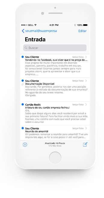 IMAP: acesse seus e-mails de onde estiver